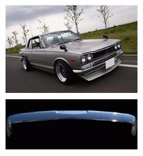 Nissan Skyline Hakosuka Front Bumper Reproduction New (30-NS210)