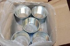 "Cooper Crouse-Hinds, Rc200, 2"" Steel Coupling, Box of 5, New in box"