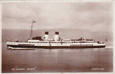 "RP: T.S. ""QUEEN MARY"" , 1930s"