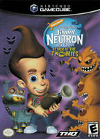 Jimmy Neutron Attack Of The Twonkies Nintendo Gamecube Game Only
