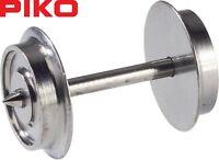 Piko H0 56061 AC Wechselstrom-Radsatz 10,3 mm ohne Isolierbuchse (2 Stück) - NEU