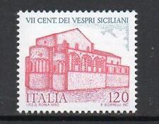ITALY MNH 1982 SG1752 700TH ANV OF SICILIAN VESPERS