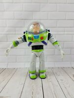 """Toy Story Collection Buzz Lightyear Thinkway Toys 12"""" Full Size Disney Pixar"""