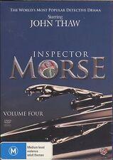 Inspector Morse Volume Four 4 DVD NEW John Thaw