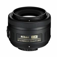 Nikon Fixed/Prime Camera Lenses