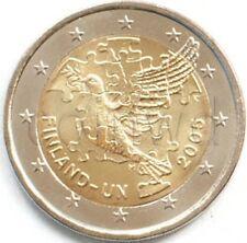 Finland 2 euro 2005 UN Membership UNC (#1226)