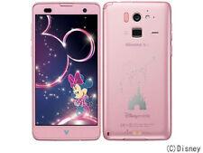 FUJITSU F-07E DISNEY 1.7GHZ QUADCORE 64GB ANDROID 4.2.2 SMARTPHONE UNLOCKED NEW