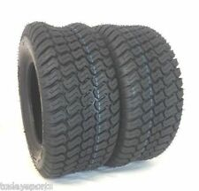 TWO New 16x6.50-8 TRAC TURF TIRES 4 P.R. Tubeless Tractor Rider Mower John Deere