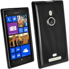 Cover e custodie neri Per Nokia Lumia 925 in plastica per cellulari e palmari