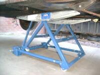 CAR TILTER TILTING CAR LIFT CAR ROLLER ADJUSTABLE RAMP  3 IN 1 CJAUTOS CL01