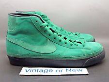 Nike Blazer Boston Celtics NBA Pack Green Black 2008 sz 10
