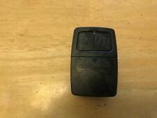 Liftmaster Remote 375lm Two Button Clicker tested with visor clip tested works