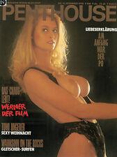Penthouse 12/1990 Dezember, Hardy Krüger, Werner der Film, Tomi Ungerer, Joelyn