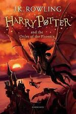 Harry Potter and the Order of the Phoenix by J.K. Rowling (Paperback, 2014)