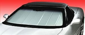 Custom Heat Shield Sun Shade Fits 15-16 Volkswagen GTi, Golf & Sportwagen- Silv