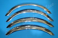 BMW E21 fender chrome trims / arches. New.