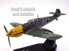 Messerschmitt Bf-109 (Bf-109E-4) 1/72 Scale Diecast Metal Model by Oxford