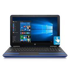 "HP Pavilion 15.6"" Touchscreen Notebook (Blue) i5 8GB RAM Windows 10 15-au087cl"