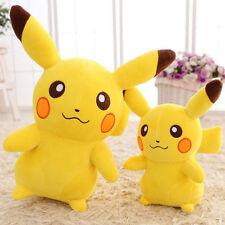 "NEW Pikachu Plush Soft Toy Teddy 14"" 35cm Anime Pokemon Go Kids Nintendo Anime"
