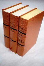 Obra completa, Tomos I, II y III / Sender, Ramón J.
