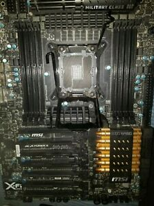 X79 MSI Big Bang Xpower ii Motherboard LGA2011 DDR3 XL-ATX.