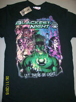 DC Comics Blackest Night Green Lantern T-Shirt