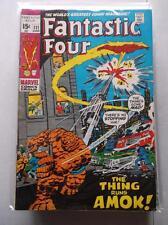 Fantastic Four Vol. 1 (1961-2012) #111 FN/VF