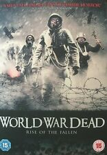 *NEW*  WORLD WAR DEAD - Rise Of The Fallen (DVD) .. FREE UK P+P . NEW & SEALED .