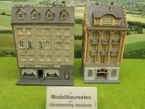 Pola Vollmer H0 Konvolut 2 x Altstadthaus (VG) S1095