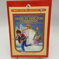 Home in Time for Christmas Choose Your Own Adventure Younger Readers Chapter 43