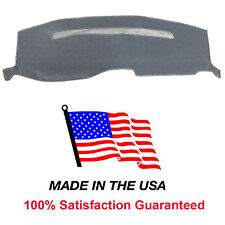 Cadillac DeVille 1997-1999 Gray Carpet Dash Board Cover Mat Pad Custom CA56-0