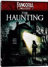 NEW DVD - HORROR - THE HAUNTING - FANGORIA -  Ana Torrent; Franciso Boira