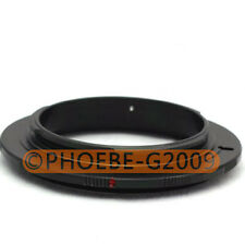 55mm Macro Reverse Adapter Ring For NIKON D200 D60 D40x