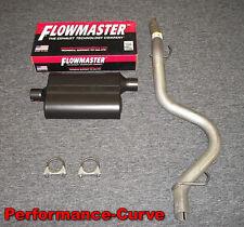 97 - 00 Jeep Wrangler Exhaust w/ Flowmaster Muffler