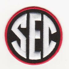 GEORGIA STATE BULLDOGS SEC COLLEGE NCAA JERSEY PATCH 100% EMBRODIRED BLACK, RED