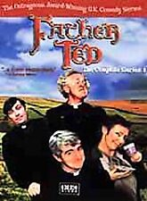 Father Ted: The Complete Series 1 (DVD, 2001, 2-Disc Set) BBC New FREE SHIPPING