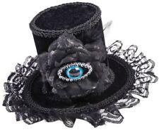 Sombreros, gorros y cascos color principal negro para disfraces y ropa de época, de TV, películas y libros