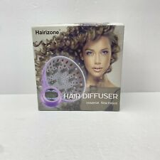 Hairizone-Hair Blow Dryer Diffuser-Universal- New Open Box-US SELLER