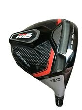 Taylormade M6 Driver 12 Degrees Ladies Flex Shaft - Head Cover Incl