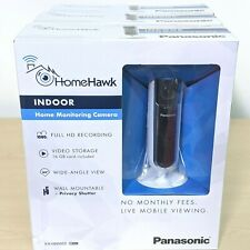 Panasonic HomeHawk Full Hd 1080p Wireless Indoor Home Security Camera