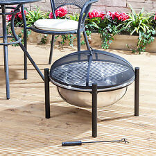 Stainless Steel Firepits