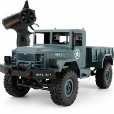 WPL B-1 1/16 2.4G 4WD Remote Control Truck Off-road Racing Car RC Toys Xmas Gift