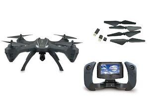 FPV Drohne Tercel  FPV Copter RTF inkl. FPV Fernsteuerung HD Cam Komplettset