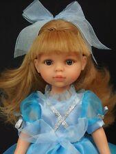 PAOLA REINA  Poupée Carla Princesse Bleu Doll 32cm Las Amigas Bambola Muneca