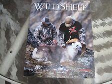 Wild Sheep magazine. Vol 3 Issue 4 Winter 15/16. Free ship