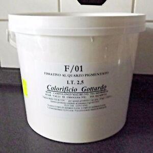 F/01 Primer 2,5 l ( 3,5 kg) weiß für Stucco Veneziano, Grassello, Marmorino,