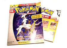 Nintendo POKEMON Magazine Premeire issue 1 with large poster, Great Info!