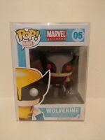 Funko Pop Marvel Universe Wolverine 05