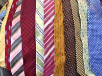 Lot 50 Pcs Neckties Craft Quilting Wear Wholesale Bulk Best Tie Lots