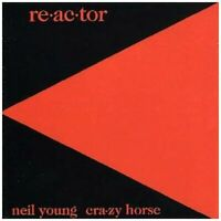Neil Young - Re-Ac-Tor (Reactor) [CD]